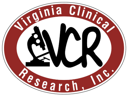 Virginia Clinical Research, Inc., Logo